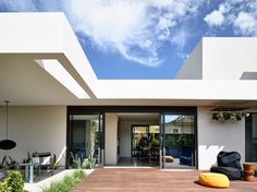 """Alphington House by InForm, AustraliaDesigned by InForm,Alphington House is a private residence located in Alphington, Victoria, Australia.According to the architects:""""A house of ... Architecture Check more at http://rusticnordic.com/alphington-house-by-inform-australia/"""