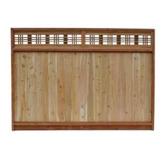 Signature Development 6 Ft H X 8 Ft W Western Red Cedar in measurements 1000 X 1000 Cedar Lattice Top Fence Panels - Some models give illumination also. Decking Fence, Patio Roof, Positano, Cedar Fence Boards, Wood Fences, Fencing, Privacy Fences, Small Pergola, Diy Pergola