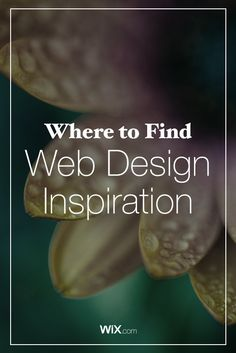 Has your website design reached a creative block? Pay close attention to these visual innovation hubs and you'll be designing a great website in no time.