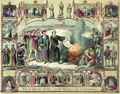 Revolutions in 16th Century Western Europe: Protestant Reformation & It's Effect on Art | jessedelphinjamesarthistory
