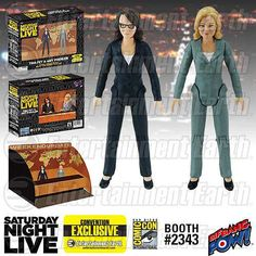 There Are Finally Tina Fey And Amy Poehler Action Figures. OMG YES