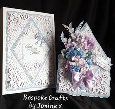Carnations, Handmade Cards, Fun Crafts, Floral Arrangements, Card Ideas, Craft Projects, Card Making, Bouquet, Rainbow