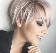 "Short Bob Haircuts 2017 ""Magnificent Short Hairstyles 2017 The post Short Hairstyles appeared first on ."", ""We are almost at the end of the Fall season Cool Short Hairstyles, Short Bob Haircuts, Diy Hairstyles, Short Hair Styles, Hairstyle Ideas, Wedge Hairstyles, Makeup Hairstyle, Woman Hairstyles, Haircut Short"