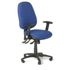Ergo C5 Ergonomic High Back Chair with Height Adjustable Arms - great priced ergonomic office chair!