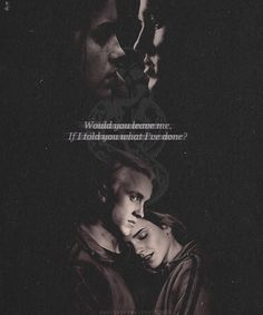 Dramione love this one Harry Potter Feels, Draco Harry Potter, Harry Potter Ships, Harry Potter Universal, Harry Potter World, Dramione, Draco Malfoy, Draco And Hermione, Slytherin