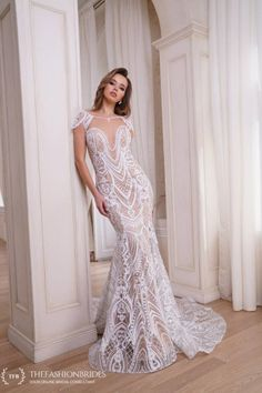 Catarina Kordas 2019 Spring Bridal Collection – The FashionBrides