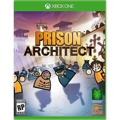 Introversion Software Prison Architect (Xbox One) Latest Video Games, Video Games Xbox, Xbox One Games, Ps4 Games, Ps4 Video, Consoles, Wii, Dungeon Keeper, Videogames