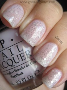 OPI - Pirouette my Whistle over Care to Danse