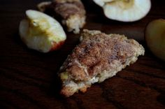 Pass the Cocoa: Scone - ology Part 3: Cinnamon Apple Scones- could use a drizzle