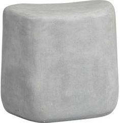 Tall Stone Stool on shopstyle.com