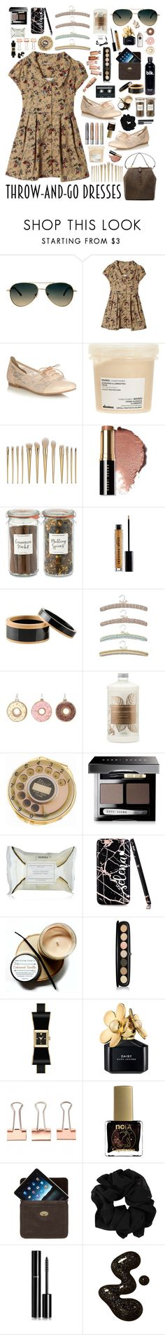 """""""Throw On Dress - Summertime Sadness"""" by milky-siamese ❤ liked on Polyvore featuring ASOS, Call it SPRING, Davines, Bobbi Brown Cosmetics, Jil Sander, Williams-Sonoma, Sephora Collection, Marni, Toast and Kate Spade"""