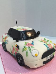 Orange LAMBORGHINI CAR CAKE Cake decorating Pinterest