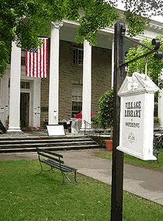 Cooperstown Public Library, Cooperstown NY: http://www.visitingcooperstown.com/library.html