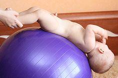 Упражнения на гимнастическом мяче 6