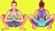 viraI: 8 Easy Moves That Can Make Your Body Feel Younger Fitness Quotes, Fitness Tips, Health Fitness, Yoga Fitness, Herbal Remedies, Natural Remedies, Pink Eyes, For Your Health, Arm Workouts