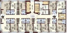 Hotel Room Floor Plans | Deploying WiFi in the Hospitality Industry including Hotels, Condos ...
