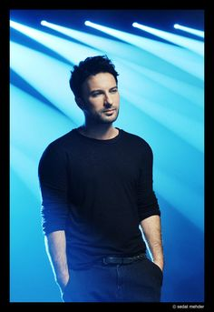 tarkan just stand there and let me look at you
