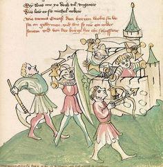 1418-1419, Deutschland