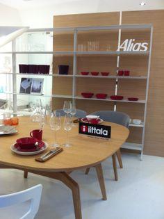 Alias SHOP, new year new shop window. Milano, Corso Monforte 19 www.aliasdesign.it