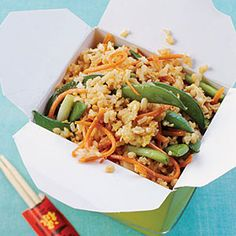 Veggie Fried Rice | 20 Minutes | SouthernLiving.com