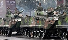 Chinese Type 04 Infantry Fighting Vehicles