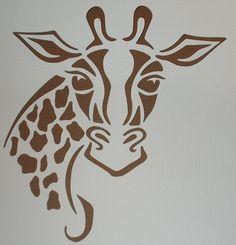 Giraffe by kraftkutz on Etsy