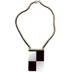 Pendant Necklace By Lanvin | From a unique collection of antique and modern miscellaneous jewelry at http://www.1stdibs.com/furniture/more-furniture-collectibles/miscellaneous-jewelry/