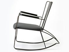 The Rocker by Ernest Race for BuzziSpace British designer Ernest Race's iconic designs, including classics like the Antelope, the Rocker and the Web Design Awards, Best Web Design, Interior Design Magazine, Swinging Chair, Outdoor Chairs, Swing Chairs, Rocking Chairs, Web Design Inspiration, Chair Design