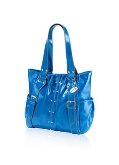 Get Noticed When You Are Carrying This Breathtaking Electric Blue Handbag Only 89 99
