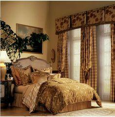 Innenraumfarben, Innendekoration, Schlafzimmerdekorationstipps, Schlafzimmer  Ideen, Stilvolle Betten, Vorhang Stile, Blau Schlafzimmer Dekor