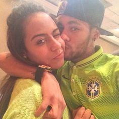 ❤️meu amor❤️ @rafaella #Neymar