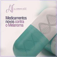A boa notícia de hoje é que estão sendo aprovados no Brasil novos tratamentos contra o melanoma. Embora seja o câncer de pele menos frequente é o mais grave e preocupa pelo risco de metástases. A ANVISA aprovou recentemente o uso conjunto de dois medicamentos o trametinibe e o dabrafenibe que atuam numa mutação do tumor presente em metade dos casos. Os estudos mais recentes mostraram que essa associação aumentou a sobrevida dos pacientes.  #dermatologia #saude #oncologia #medicina #cancer…