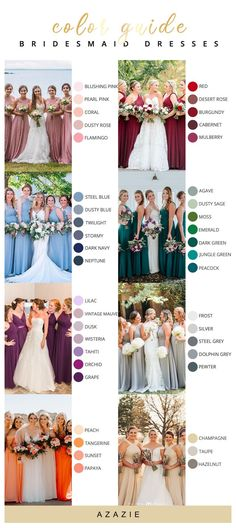 Winter Bridesmaid Dresses, Winter Bridesmaids, Azazie Bridesmaid Dresses, Bridesmaid Dresses Different Colors, Bridesmaid Hair, Cute Wedding Ideas, Wedding Inspiration, Wedding Goals, Wedding Stuff