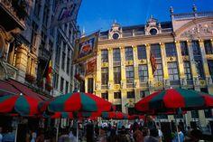 Bruxelles se pare de 1001 fleurs