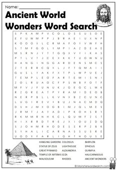 Playful image within free printable extra large print word search