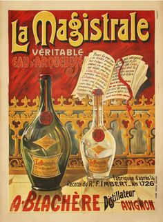 vintage poster la Magistrale   by vintageposters