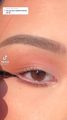 Edgy Makeup, Makeup Eye Looks, Grunge Makeup, Pretty Makeup, Skin Makeup, Cute Makeup Looks, Simple Makeup, Maquillage Indie, Makeup Tips