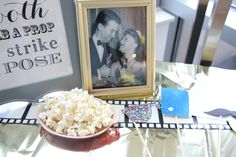 Oscar Party | Photo Booth | Props | AWEvents