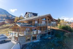 Apartment of in the Resort Center in Nendaz. Property Under Construction, Built in In 2019, Wallis, Apartments For Sale, Under Construction, Switzerland, Skiing, Spa, Real Estate, Luxury