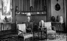 Alexander Palace: Empress Alexandra Feodorovna's Reception Room.A♥W