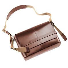 Fab.com | Barbican Messenger Bag Brown