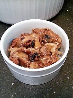 Rhubarb Plum Bread Pudding with Coconut Milk: Courtney from Columbus, KS won $50 for this recipe and photo! Submit your coconut recipes and photos here: http://freecoconutrecipes.com/submit/