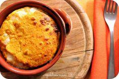Una ricetta molto gustosa. Perfetta per una cena veloce! - Ricetta Portata principale : Soufflè di zucca con gorgonzola da Lagonzales