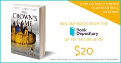 Win any book from The Book Depository up to the value of $20!