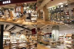 "MUJI opened a New Flagship Store in Osaka,which located in ""GRAND FRONT OSAKA"". It is the largest store in western Japan."