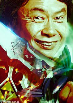 The Legend of Miyamoto by De-monVarela
