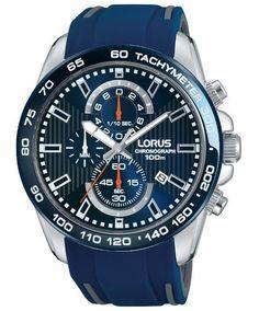 Lorus Herrenuhr Chronograph RM389CX9,