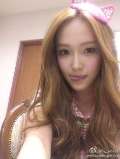 Girls Generation Jessica Weibo selca