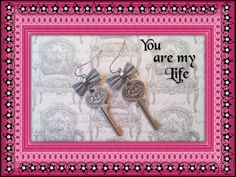 You are my life!