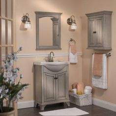 All About Beautiful Vanities Do It Yourself #bathroomideas2017 #bathroomremodeltime #bathroomrenovationrescue #BathroomCabinetWhite